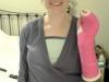 Emily\'s hand