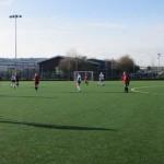 BAC2 vs Lydney Free hit