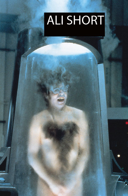 Cryogenicly Frozen Ali