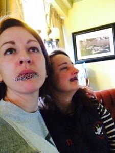Lip Tattoo's