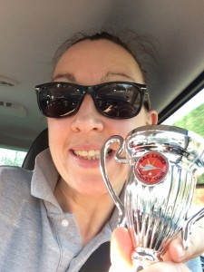 MOTM Winner - 'Becky'