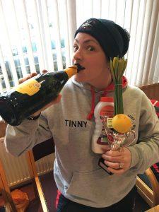 MOTM - Tinny 6 goals
