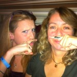 Ladies with moustaches